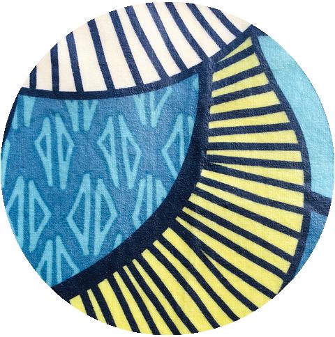 Wax bleu